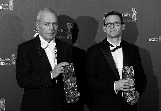 François Mussy & Gabriel Hafner Sound mixer and editor